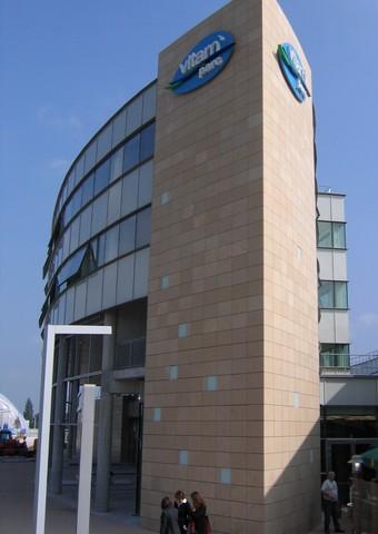 chandore flamed office building geneva switzerland