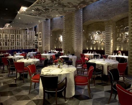 boundary restaurant london blue savoy
