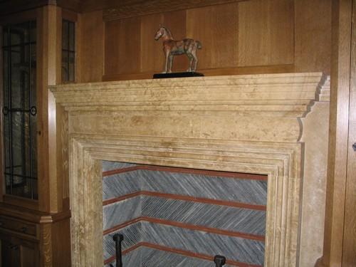 fireplace lanvignes 7