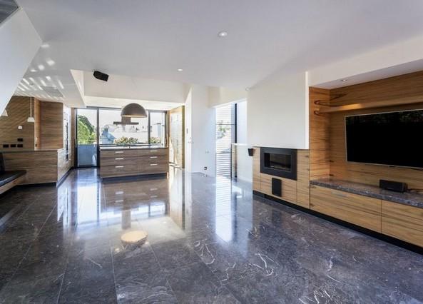 Grey Arudy Private Residence Melbourne Australia Henri 4 10