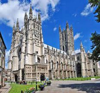 Canterbury Cathedral Caen Limestone UK
