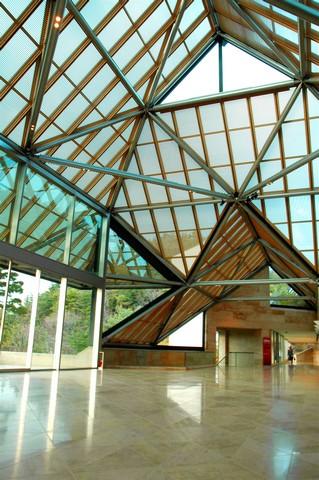 Miho Museum Japan Fontenay Gold 39