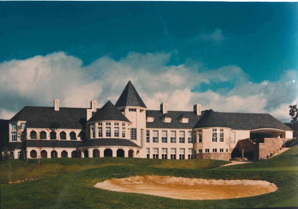 Fontenay GOld Nasu Golf Club Japan 4