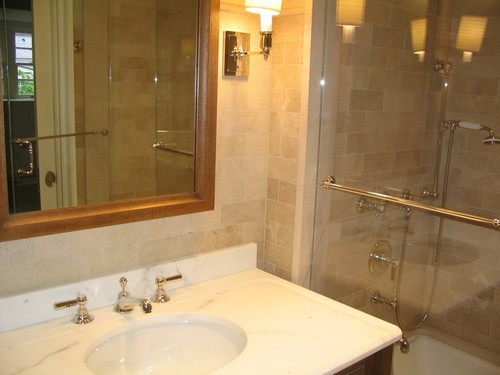 Fontenay Gold Private Residence Bathroom Chicago USA 4