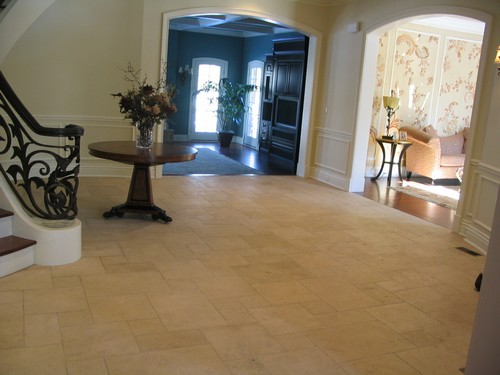 Fontenay Gold Private residence Flooring USA 7