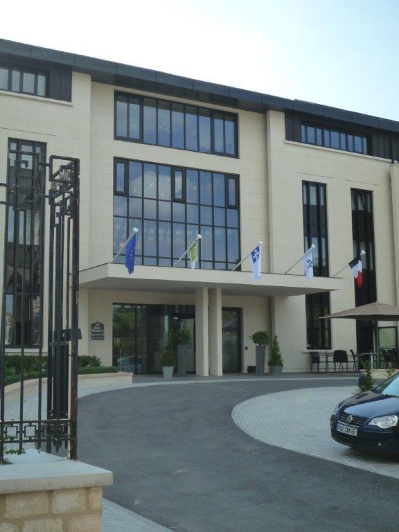Hotel Soissons France Noyant 2