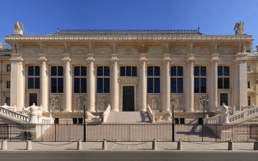 Palais de Justice Paris France Comblanchien 10