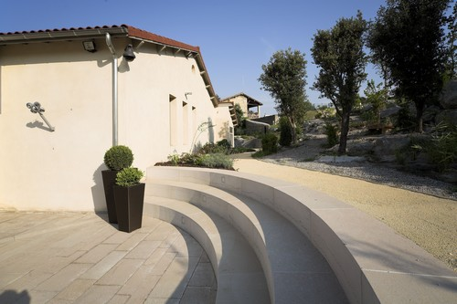 Private Residence Landscape France VIllebois 12