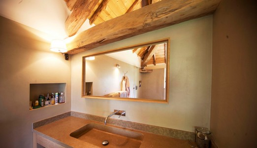 Villebois Private Residence Bathroom France 50 kB