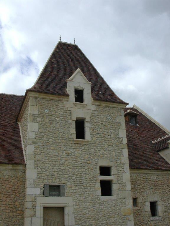 Private Residence Renovation Perche France Noyant 2