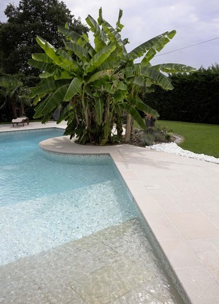 Private Residence Swimming Pool Villebois 2