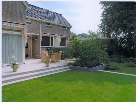 Terrace Private Residence Nederlands Comblanchien 4