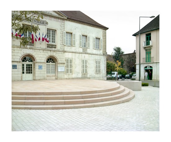 City Hall Nuits Saint Georges France Saint Martin