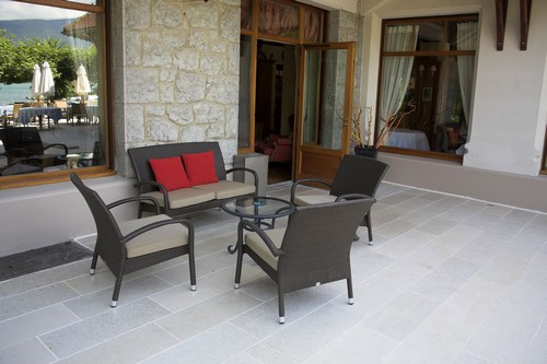 Private Residence, Flooring Terrace France Chandore